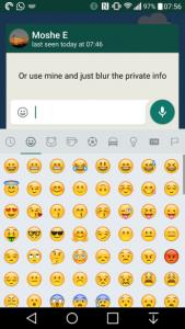 whatsapp cara menggunakan quick reply