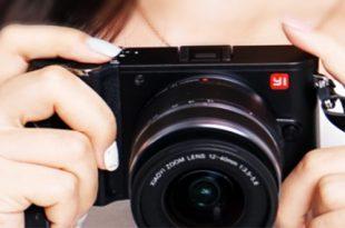 xiaomi, yi m1,kamera mirrorless,
