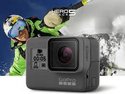 Spesifikasi GoPro Hero5 Black