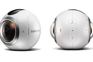 Samsung Gear 360 Kamera 360 derajat termurah