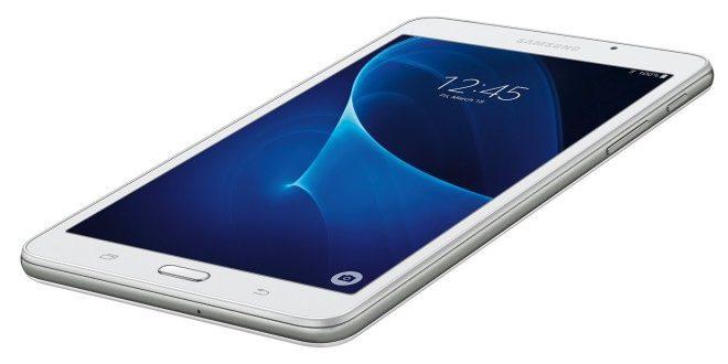 Spesifikasi dan Harga Samsung Galaxy Tab A 7.0 2016 Layar Lebar Terbaru Desember 2016