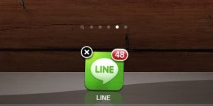 line-unsinstall-untuk-cara-logout-line-di-iphone