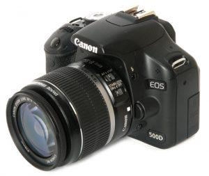 Canon-EOS-500D, harga kamera canon 500D