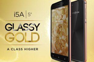Spesifikasi Dan Review Harga Advan vandroid i5E Glassy Gold 2 Update Januari 2017