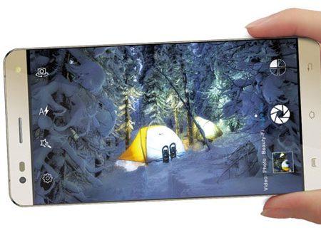 Spesifikasi Dan Harga Lava Grand 2c kamera Selfie 8 MP dengan Flash Update Januari 2017