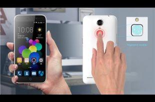 Spesifikasi Dan Review Harga ZTE Blade A1 Berfitur Fingerprint Scanner Terbaru Januari 2017