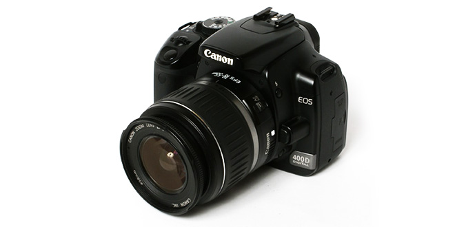 Harga kamera canon eos 400d dan spesifikasi terbaru