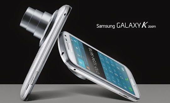 Spesifikasi Dan Harga Samsung Galaxy K Zoom Kamera 20.7 MP Terbaru 2017