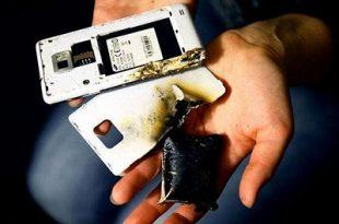 Hal Yang Menyebabkan Smartphone Meledak