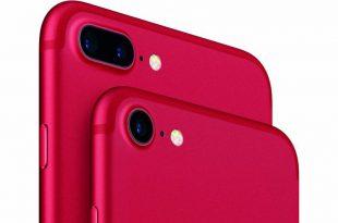 Akhirnya iPhone Ada Versi Warna Merah (Keren!)