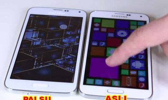 Cara Mudah mengetahui smartphone Android Asli atau Palsu