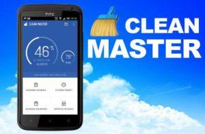 Aplikasi Clean Master (Boost & AppLock)