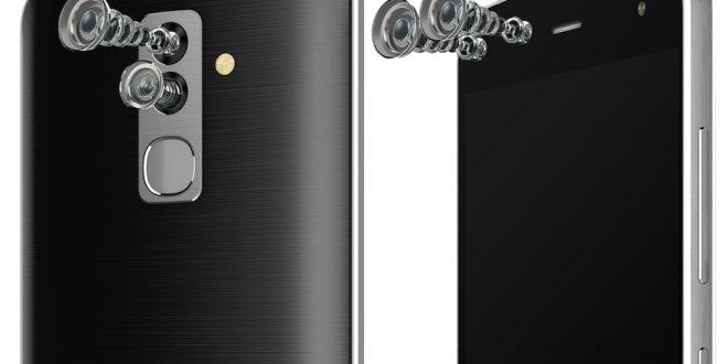 Daftar Smartphone Yang Dibekali Dengan 4 Kamera