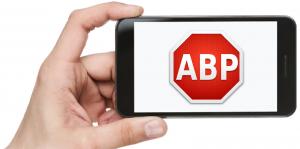 Dengan Menggunakan AdBlock