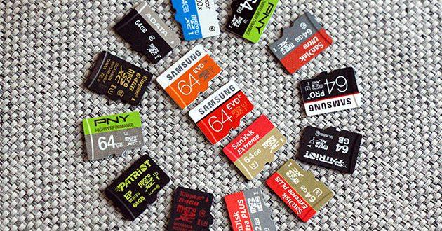 Gunakan Memori Eksternal / SD Card