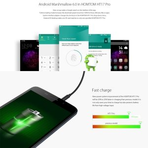 Support Fast Charging