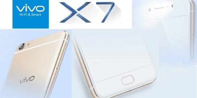 Vivo X7