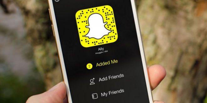 Buka Aplikasi Snapchat