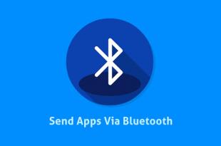 Cara Cepat Mengirim Aplikasi Di Android Lewat Bluetooth