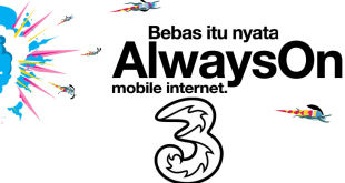 Cara Internet Gratis Three 3 Tanpa Kuota Full Speed