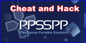 Cara Mudah Cheat Game PPSSPP Di Smartphone Android