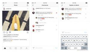 Instagram Dapatkan Fitur Threading Comments Yang Mirip Seperti Facebook