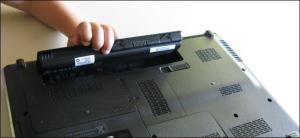 Cara Mudah Mengatasi Baterai Laptop Ngedrop