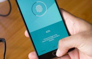 Hapus Fungsi Lain Dari Fingerprint Sensor