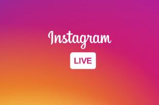Kini Live Instagram Dapat Dipercantik Dengan Tambahan Filter Wajah