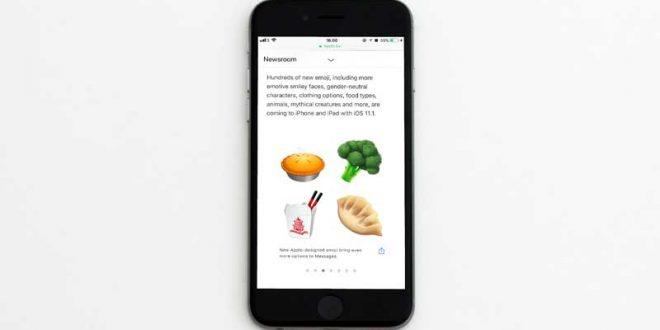 Apple Akan Hadirkan Ratusan Emoji Baru Untuk iOS 11.1