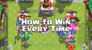 Cara Ampuh Menang Battle Main Clash Royale