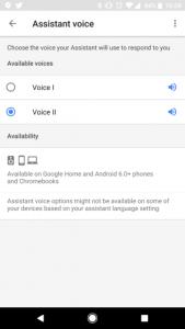 Cara Mengubah Suara Di Google Assistant