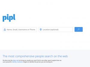 Cara Mudah Mencari Biodata Orang Lewat Internet