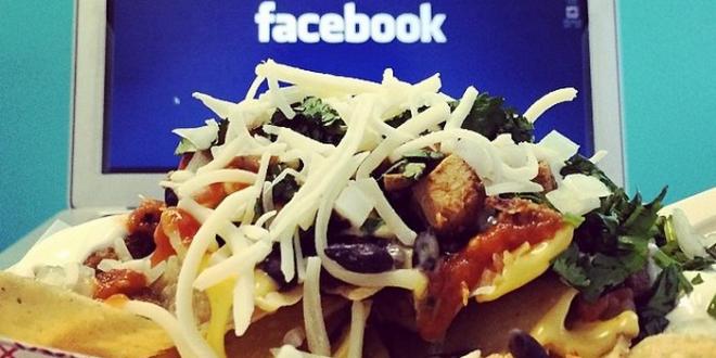 Kini Pesan Makanan Bisa Langsung Dari Facebook