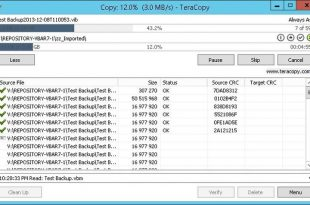 Cara Cepat Copy File Besar Dengan TeraCopy Di PC Dan Laptop