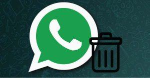 Cara Mudah Hapus Pesan WhatsApp Yang Terlanjur Terkirim
