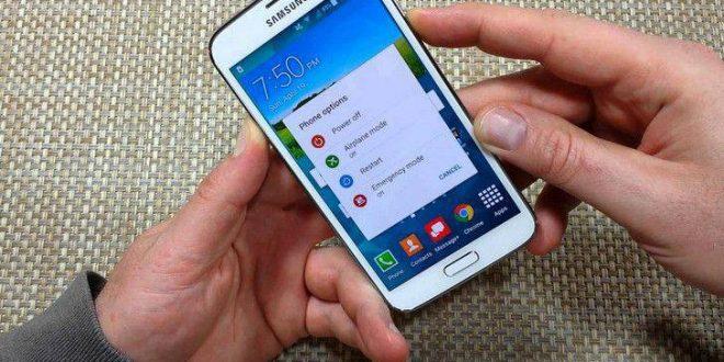 Cara Restart HP Samsung, cara reset hp, cara restart hp