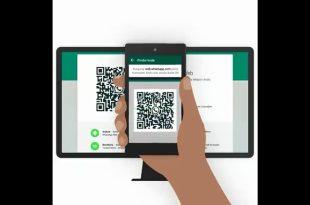 barcode WhatsApp, Kode QR untuk akun WhatsApp