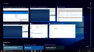 "Kini Fitur ""Timeline"" Windows 10 Sudah Bisa Dicoba Para Anggota Insider"