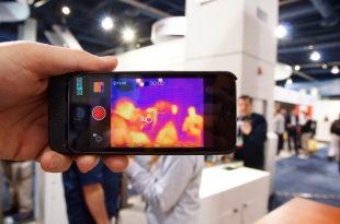 kamera pendeteksi panas android