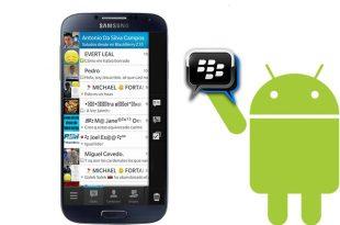 Cara Mudah Buat PIN Unik Gratis di Aplikasi BBM Android