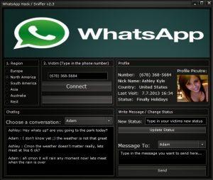 Cara Mudah Menyadap WhatsApp Orang Lain