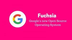Fuchsia OS Yang Akan Gantikan Android Kini Rambah Google PixelBook?