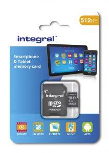 MicroSD Berkapasitas 512 GB Akan Segera Hadir !