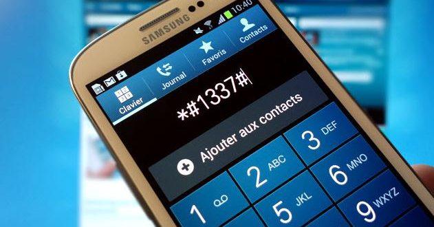 Ternyata Ini Kode Rahasia Samsung Dan Fungsinya Lengkap Lemoot