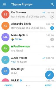 UpdateTerbaru Aplikasi Telegram Dengan Berbagai Fitur Baru