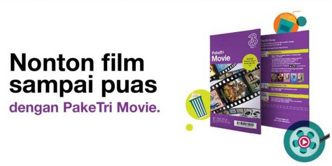 Cara Menggunakan Kuota Movie Three Di Smartphone Android