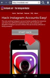 Cara Mudah Mengetahui Password Instagram Orang Lain