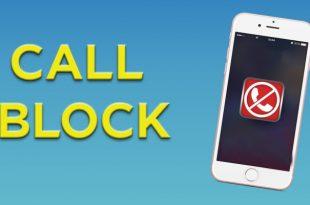 aplikasi pemblokir telepon android p