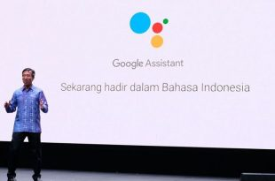 Kini Google Assistant Bisa Ber Berbahasa Indonesia